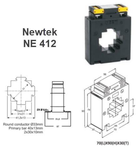 newtek ne 412
